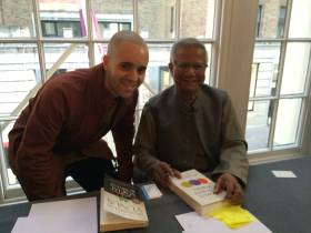 Social Business with Muhammad Yunus